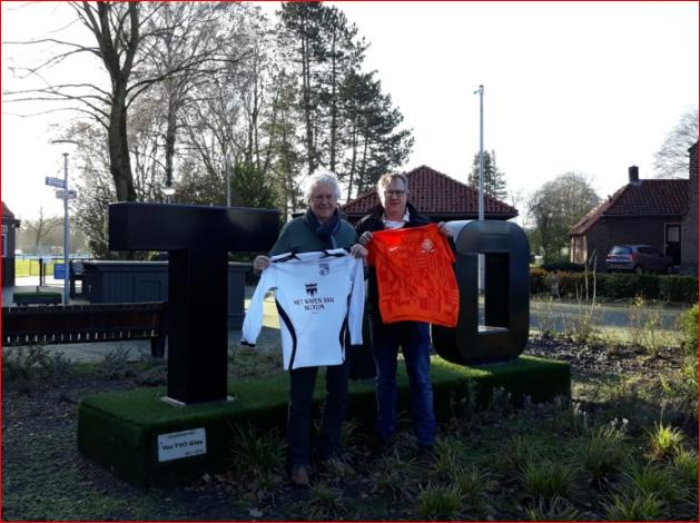 Shirt wissel na 130 jarig bestaan KNVB